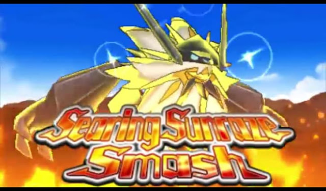 Searing Sunraze Smash