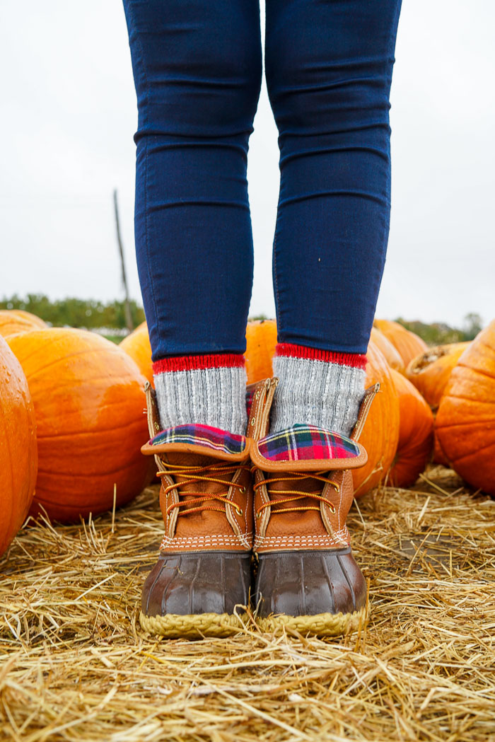 Krista Robertson, Covering the Bases,Travel Blog, NYC Blog, Preppy Blog, Style, Fashion Blog, Travel, Fall Outfits, Fall Style, What to Wear for the Fall, Pumpkin Picking, LL Bean Boots