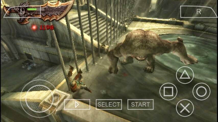 Download God of War: Ghost Of Sparta Android