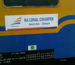 Jadwal Kereta Lokal ke Cikampek dan Purwakarta Terbaru 2017
