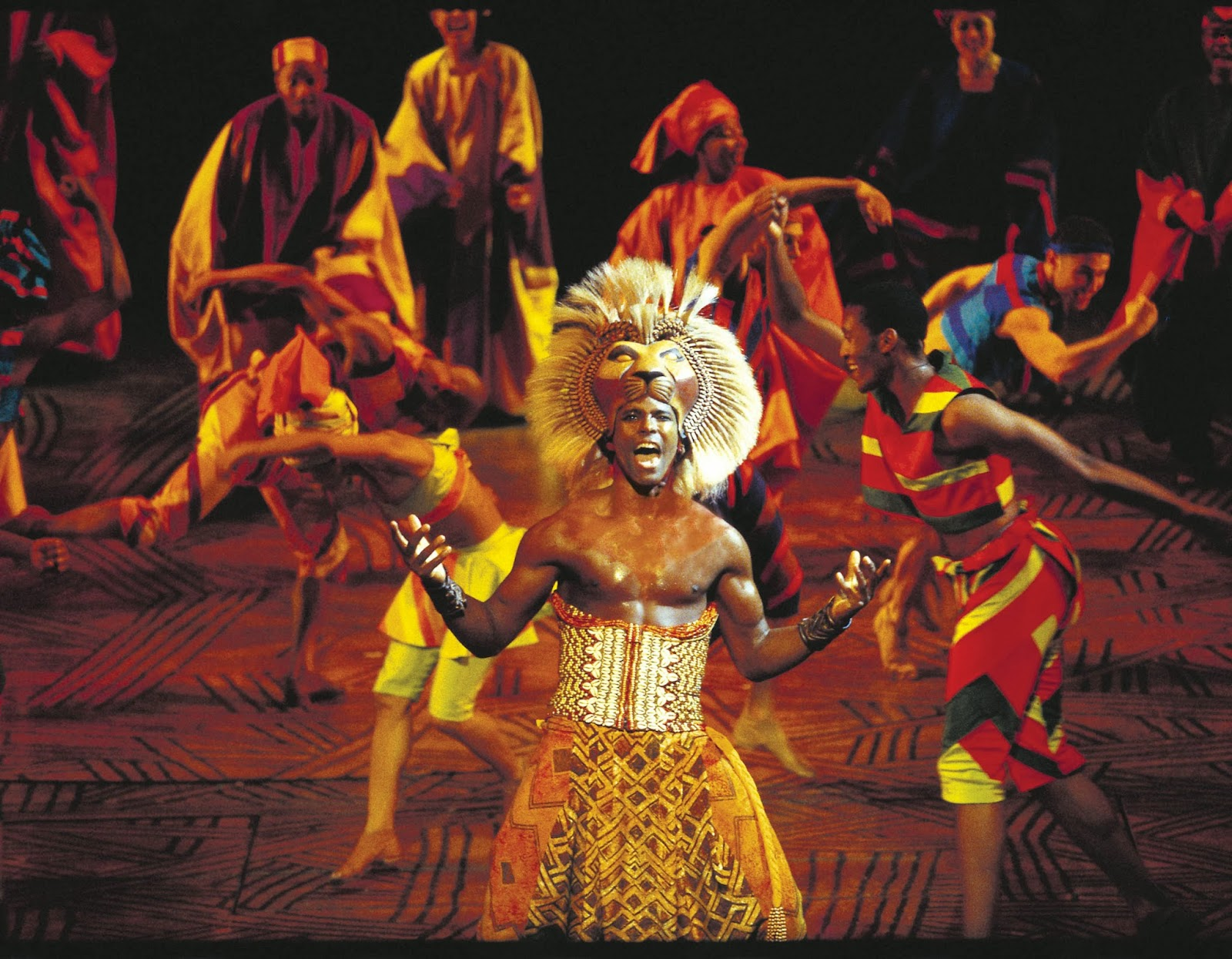 Top London Shows The Lion King London