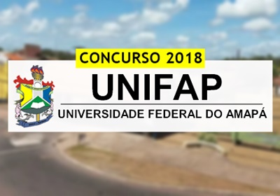 Concurso UNIFAP 2018