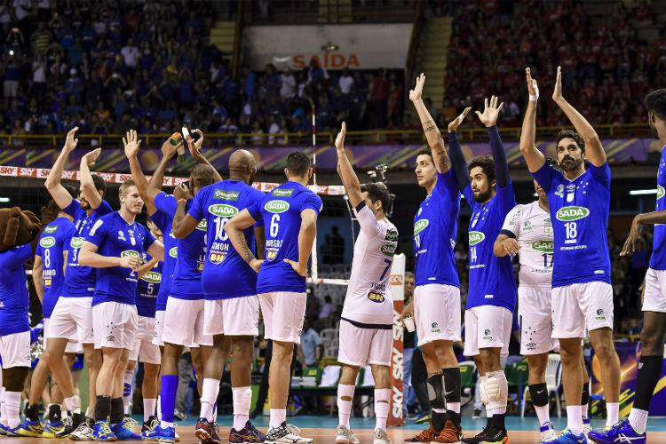 Sada Cruzeiro anuncia dois reforços e renova com peças importantes -  Voleibol sempre e55beaf8e49c8