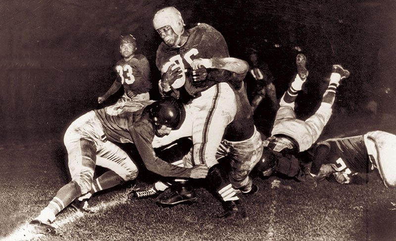 1debb1483ee Bill's Update Blog: 1950-62 Philadelphia Eagles