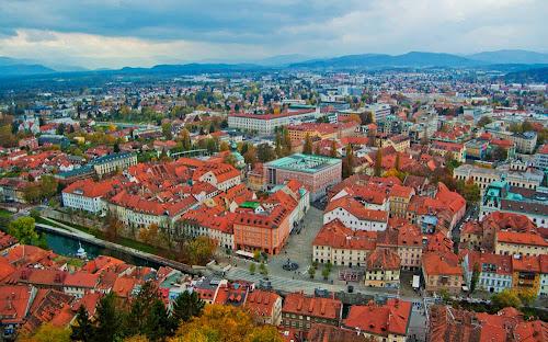 Liubliana – Eslovênia