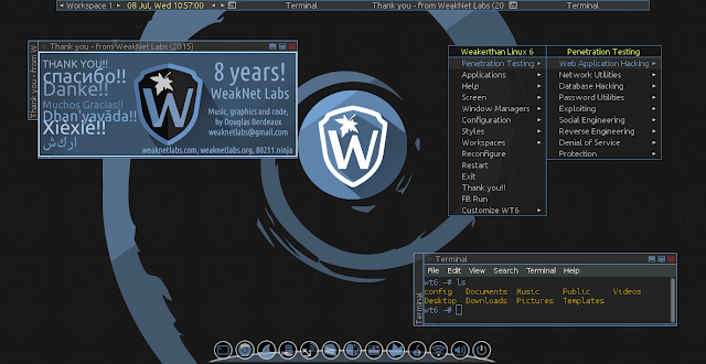 WeakNet Labs: WEAKERTHAN 6 BETA rc7 8 Released!