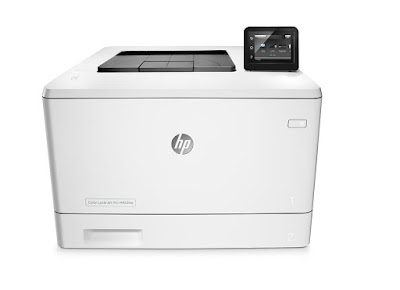 Download Driver HP LaserJet Pro M452dw