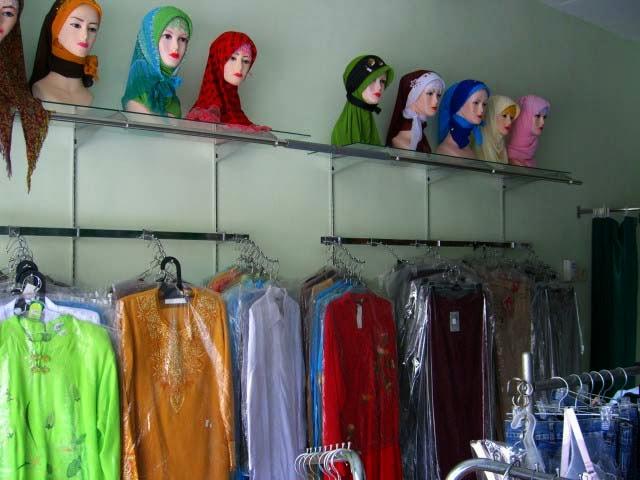 Pusat Grosir Baju Muslim Murah Jatinegara