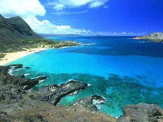 View from Makapuu252C Oahu252C Hawaii   erc