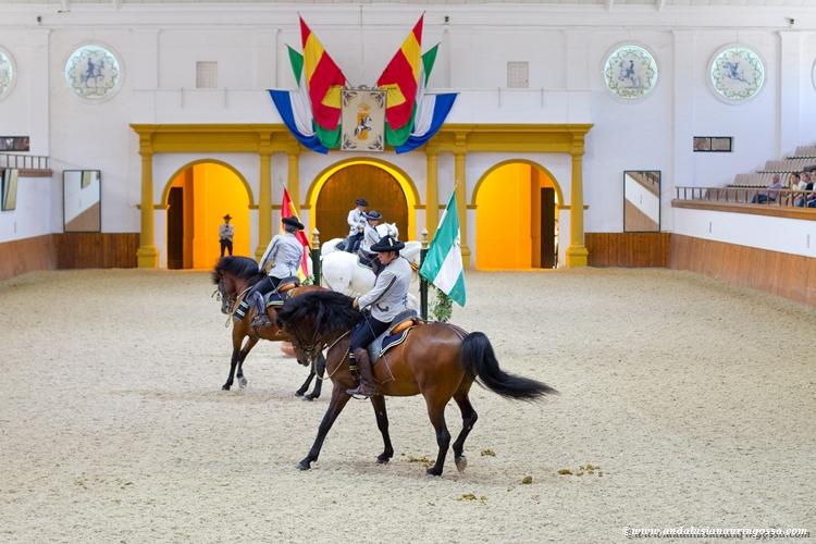 Andalusian kuninkaallinen hevoskoulu Jerez_Andalusian Royal Equestrian School Jerez_4