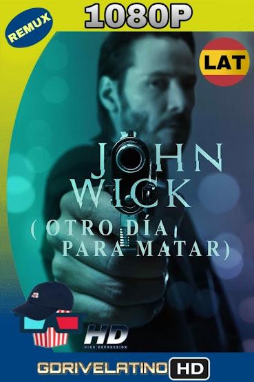 John Wick (2014) BDRemux 1080p Latino-Ingles MKV