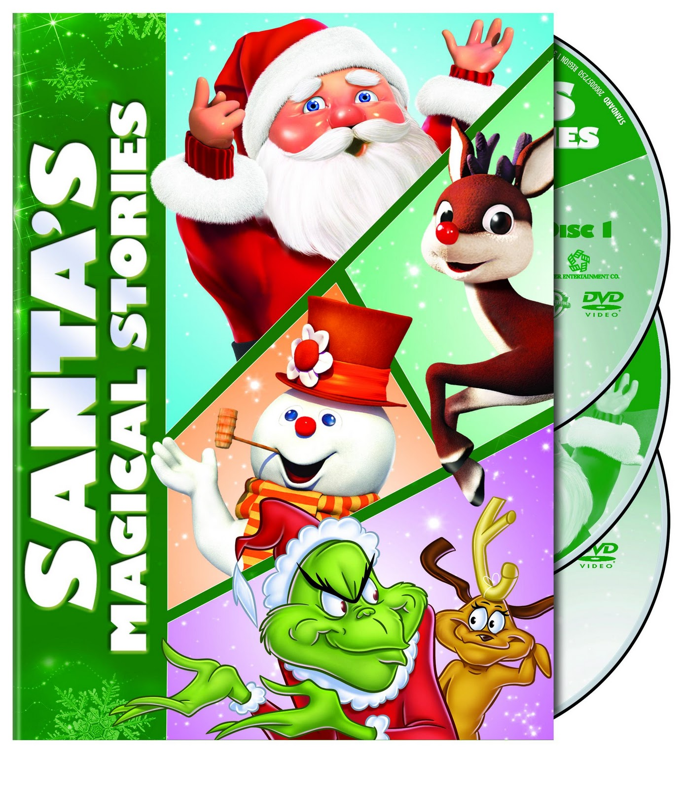 A RUP LIFE: Three Great Christmas Movies available on DVD!