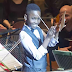 11-Year-Old British Boy Of African Descent Becomes Country's Youngest Ever Orchestra Conductor