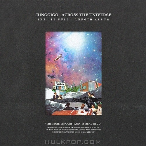 JUNGGIGO – ACROSS THE UNIVERSE (ITUNES MATCH AAC M4A)