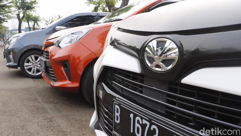 Calya Mobil Toyota Dengan Desain Khusus Untuk Indonesia