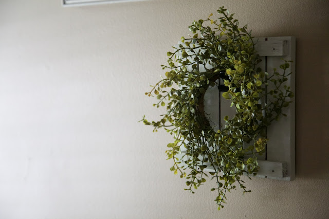 Fixer Upper Magnolia Wreath