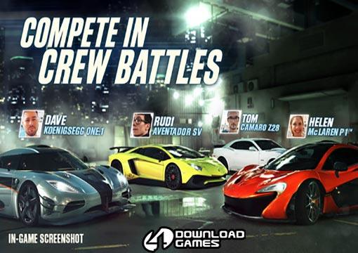 لعبة سيارات السباق CSR Racing 2 كاملة ومجانية للاندرويد والايفون