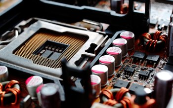 Wallpaper: Motherboard CPU Socket