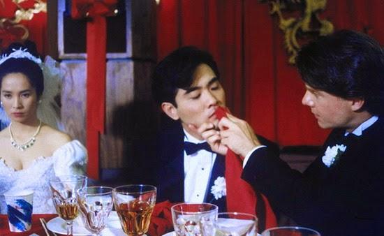 El banquete de boda, 1