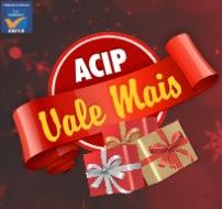 Promoção ACIP Pindamonhangaba Natal 2017 Vale-Mais Vales Compras