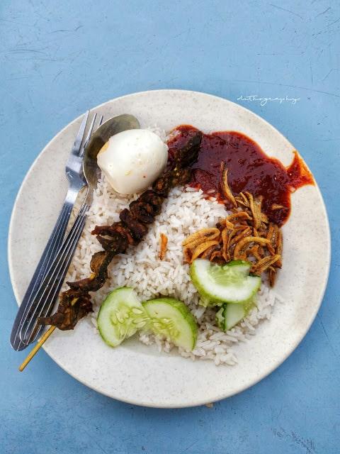 Wisata Kuliner di Kuala Lumpur, nasi lemak