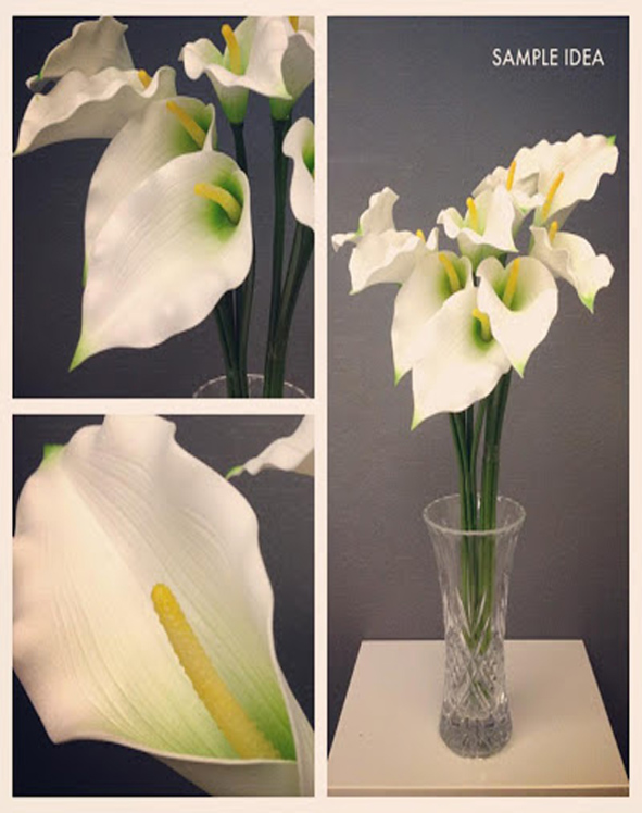 Bunga Meja Keren