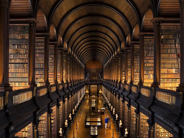 Conozcan la enigmática biblioteca de magia de Manhattan