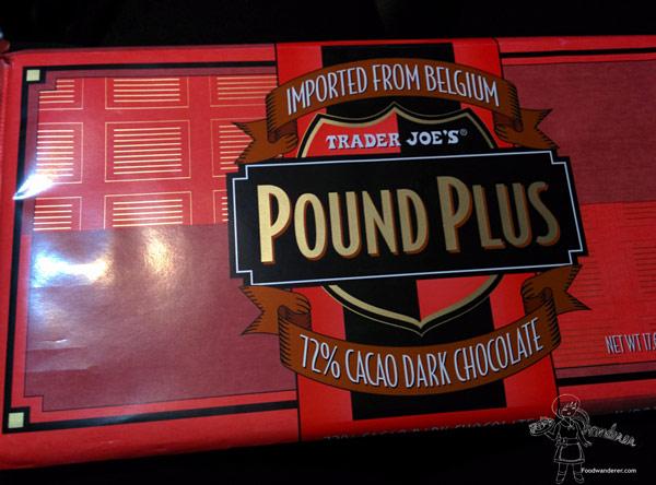 Oz Chocolate Bar Trader Joes
