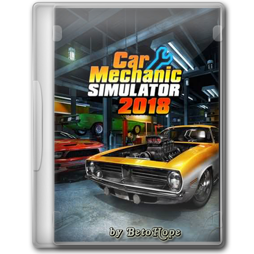 Car Mechanic Simulator 2018 Full Español
