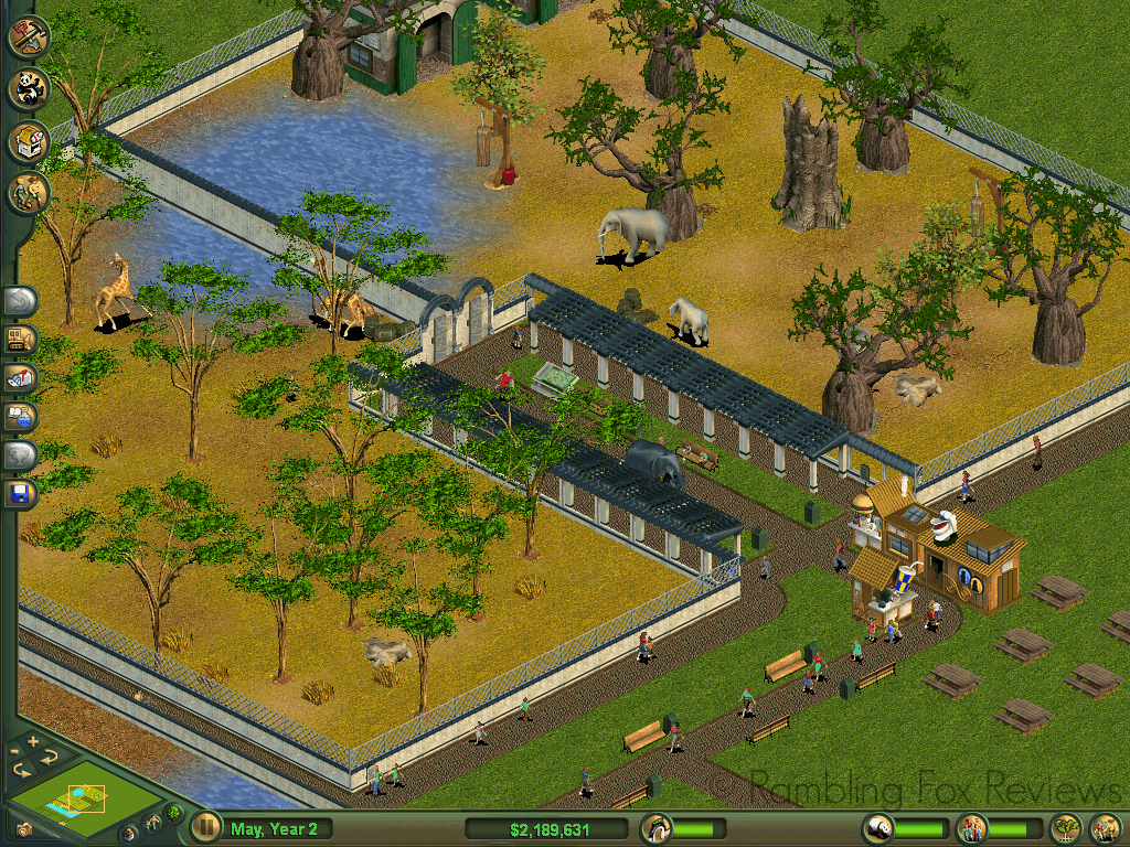 Zoo Tycoon 2 Website
