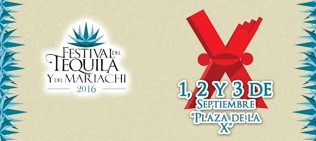 festival del tequila y del mariachi 2016