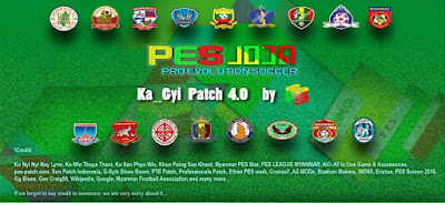 PES 2017 Ka_Gyi AIO by Myanmar PES Star MPS Season 2017/2018