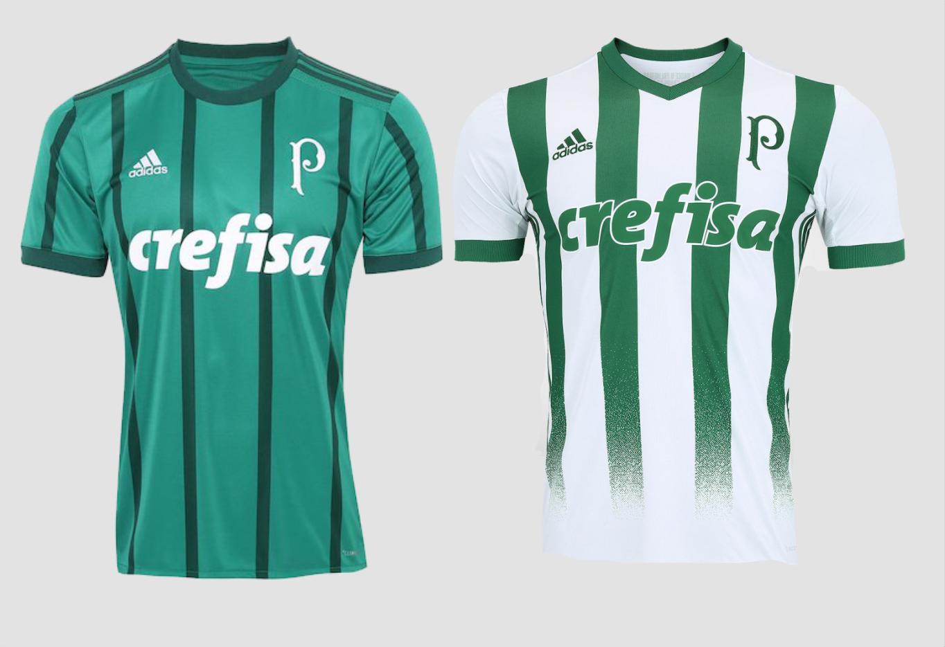 a0709b840e Camisa Palmeiras I e II
