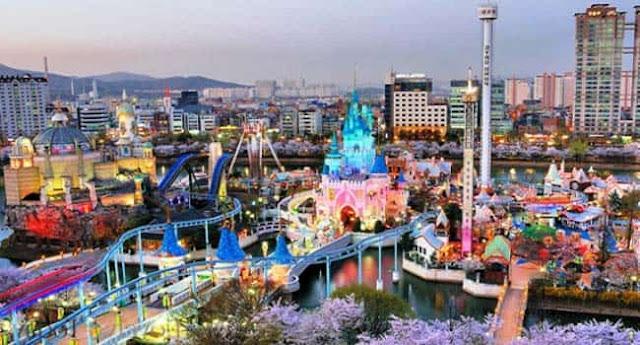 Kunjungi 7 Tempat Ini Saat Berlibur ke Negara Korea Selatan