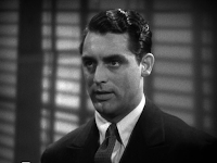 Cary Grant in Wings in the Dark