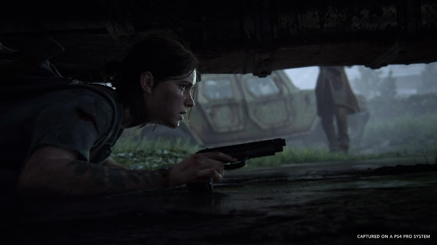 the last of us part 2 ps4 ellie