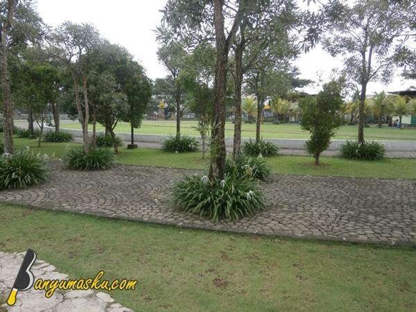 [CoC Regional: Lokasi Wisata] Taman Kota Andhang Pangrenan Purwokerto