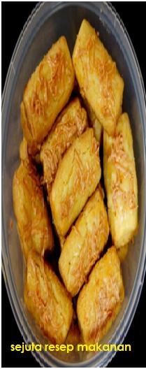 Resep Kue Keju Spesial Lebaran