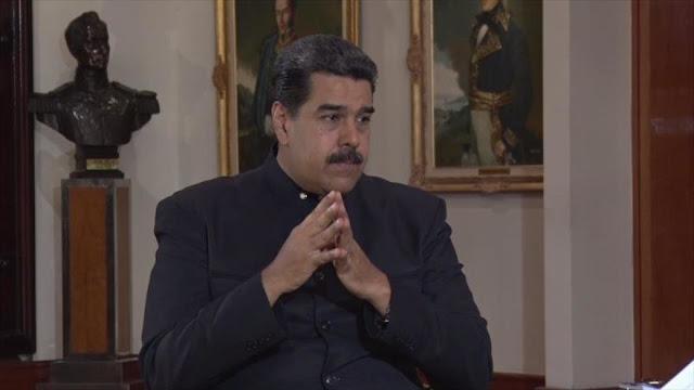 Maduro denuncia: Medios internacionales nos invisibilizan
