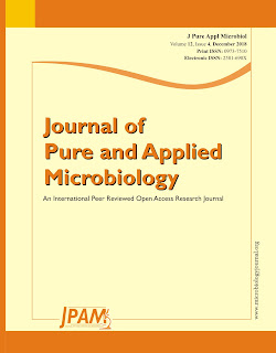 JPAM - Journal of Pure and Applied Microbiology