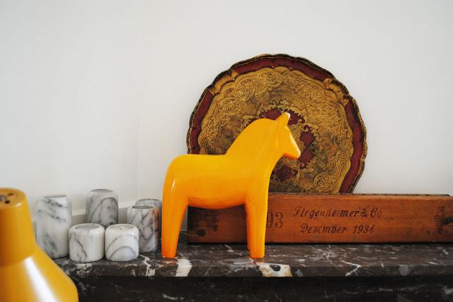 dala paardje