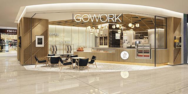 GoWork Coworking Space Jakarta Tempat Bekerja untuk Freelancer