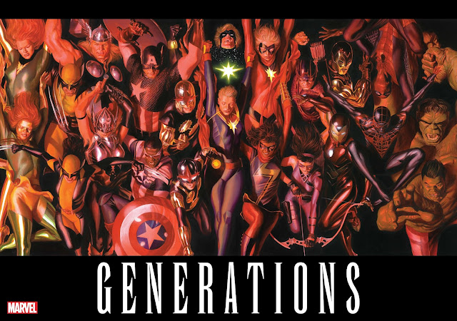 Generations Marvel