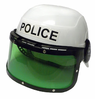 Idea for a motorcycle police costume
