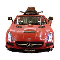 Mobil Mainan Aki Pliko PK1838 Mercedes benz
