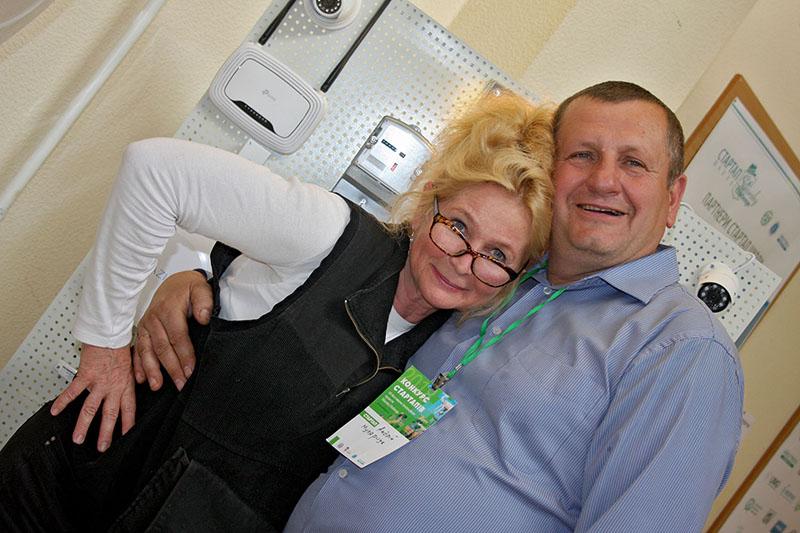 Татьяна Кресан и Андрей Мулярчук | Sikorsky Challenge 2018
