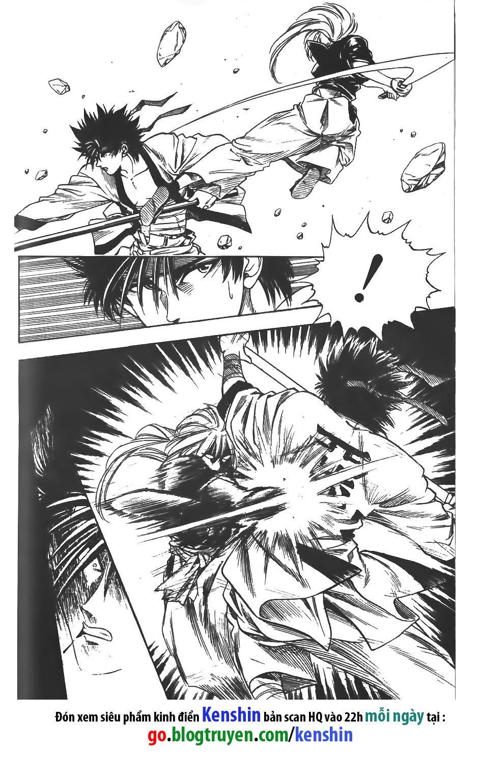 Rurouni Kenshin chap 6 trang 20