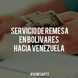 Envio de Remesas a Venezuela
