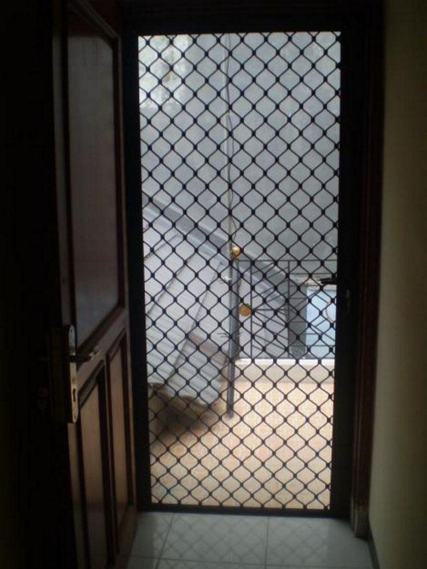 pintu aluminium anti nyamuk 3