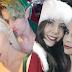 FOTOS: Lady Gaga en fiesta de fin de año junto a la Haus of Gaga - 10/12/17
